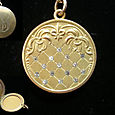 1904 WH&Co Goldfilled Locket