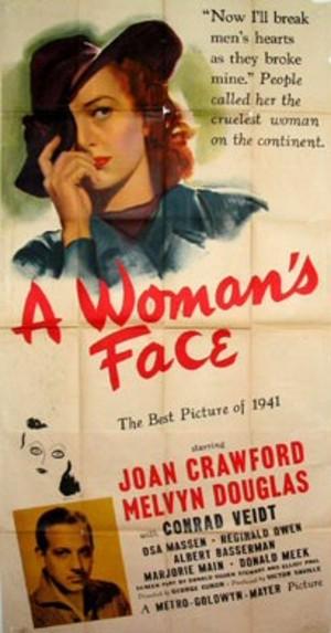 Posterwomansfacea