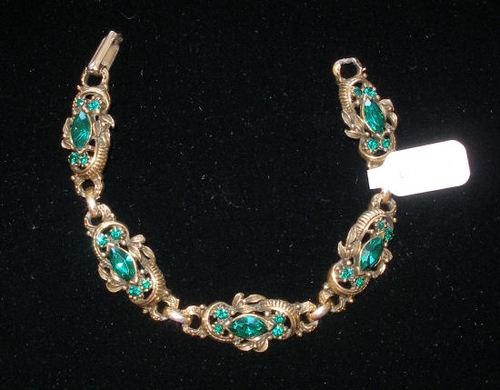 Coro Green Bracelet