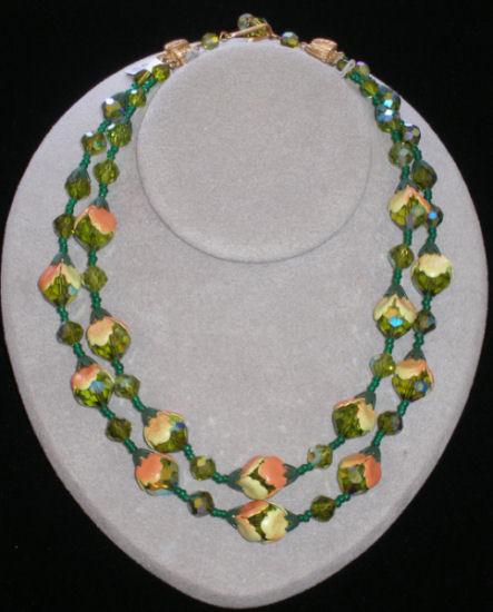 Green Garden Necklace