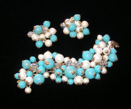 Turqoise Bracelet Set